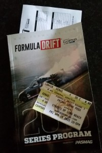 Formula D in Long Beach