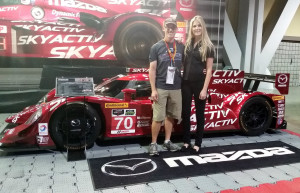 Me with Mazda TGPLB 2015