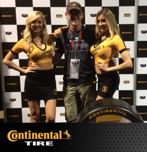 Me with Continental Tire