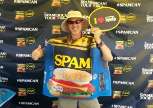 Me with SPAM TGPB 2015