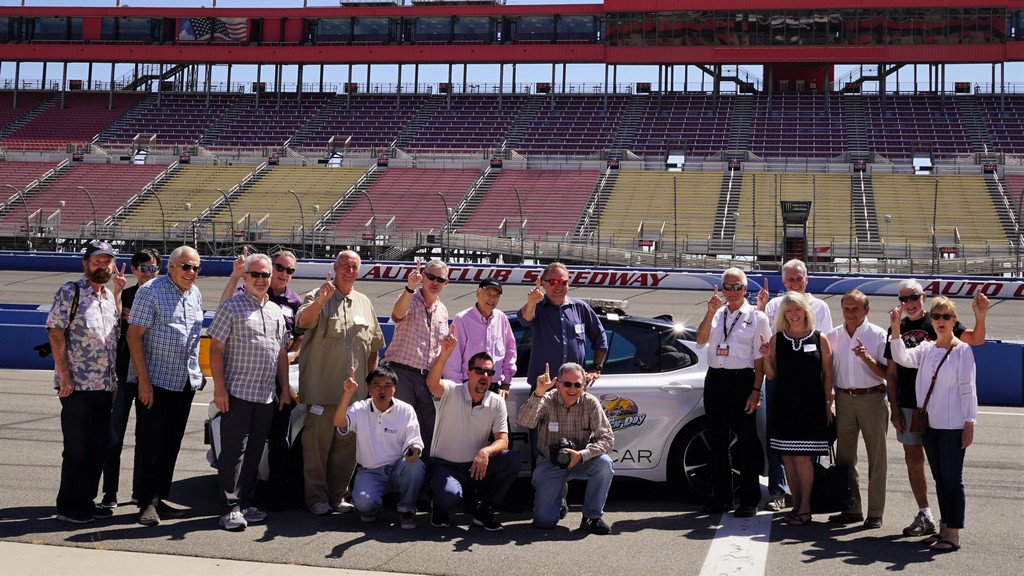 Group MPG Photo at AutoClub Speedway